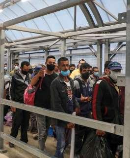 الاقتصاد: الاحتلال لم يسمح بتصدير أي شاحنة من غزة اليوم