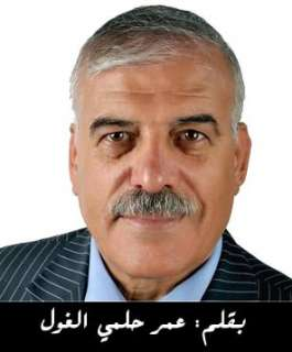 منصور لم يغادر جلباب نتنياهو
