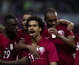 قطر تحجز مقعدها في نصف نهائي بطولة الكأس الذهبية