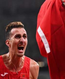 المغرب تحصد أول ميدالية ذهبية في أولمبياد طوكيو