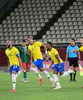 البرازيل وإسبانيا في نهائي أولمبياد طوكيو لكرة القدم