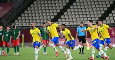 البرازيل تهزم اسبانيا وتحتفظ بلقبها الأولومبي