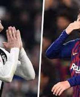 ميسي ورونالدو يتواجهان في كأس جامبر