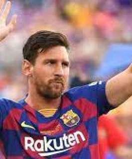 برشلونة يعلن رحيل ليونيل ميسي بشكل رسمي
