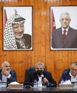 قلقيلية: وزير الثقافة والمحافظ يلتقيان الفعاليات الثقافية في المحافظة.