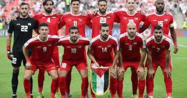 منتخب فلسطين الأولومبي يخسر أمام الأولمبي الكويتي