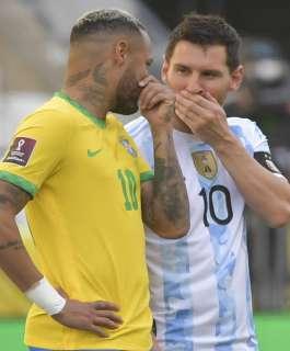 هيئة صحية برازيلية تدين منتخب الأرجنتين