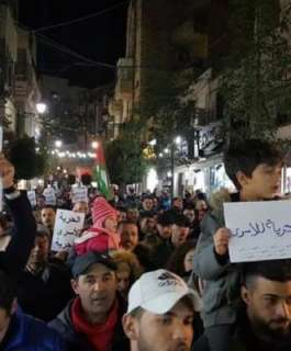 محافظات الوطن تنتفض تضامنا مع اسرانا في سجون الاحتلال