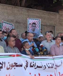 القوى الوطنية والإسلامية تعلن يوم الجمعة يوم اشتباك مع الاحتلال لحماية الاسرى
