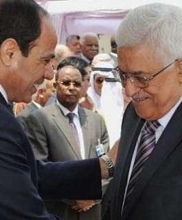 تفاصيل الاتصال الهاتفي الذي تلقاه الرئيس عباس من الرئيس السيسي