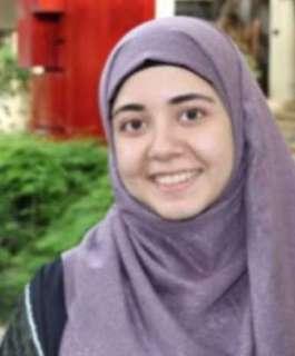 ترشيح لاجئة فلسطينية  لجائزة أكثر طالب نفوذاً في العالم