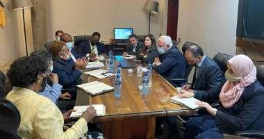 المالكي يؤكد على مواجهة انضمام دولة الاحتلال للاتحاد الافريقي