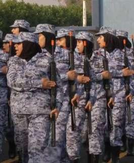 الكويت تسمح للنساء بالالتحاق بالجيش والعمل العسكري