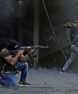 ارتفاع عدد ضحايا اشتباكات بيروت إلى 7